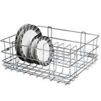 Stainless Steel Plate Basket Manufacturers