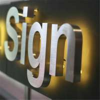 3D Sign Boards Manufacturers