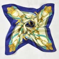 印花丝绸围巾 制造商