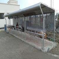 不锈钢巴士站 制造商