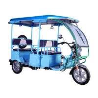 Electric Rickshaw Manufacturers