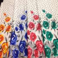 Printed Rayon Fabric Manufacturers