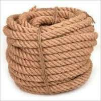 卷曲的椰壳绳索 制造商