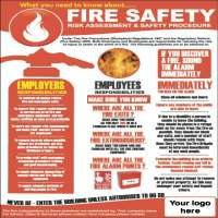 Fire Safety Posters Manufacturers
