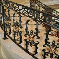 Cast Iron Railing Manufacturers