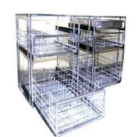 Stainless Steel Kitchen Trolley Manufacturers