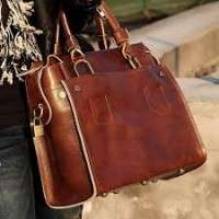 Handmade Leather Bags Manufacturers