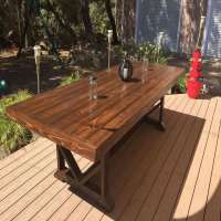 Outdoor Wooden Table Importers