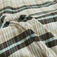 Yarn Dyed Silk Fabric Manufacturers