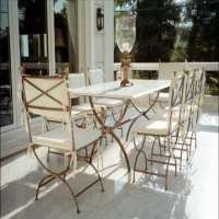 Wrought Iron Garden Chairs Manufacturers
