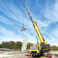 Cranes Erection Services Manufacturers