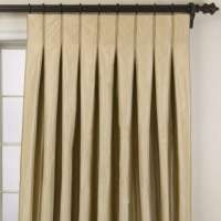 Box Pleated Curtain Manufacturers