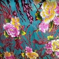 Silk Velvet Fabric Manufacturers
