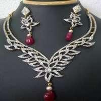 Zircon Studded Jewelry Manufacturers