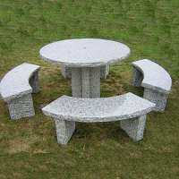 Stone Garden Furniture Manufacturers