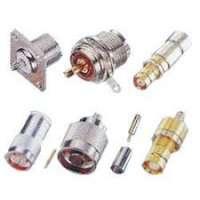 射频同轴连接器 制造商
