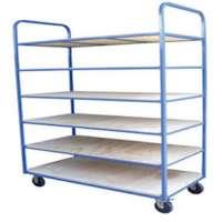 Multi Shelf Trolley Manufacturers
