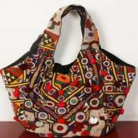 Hand Embroidered Shoulder Bags Manufacturers