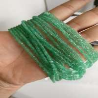 Emerald Faceted Beads Importers
