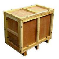 Wooden Packing Cases Manufacturers