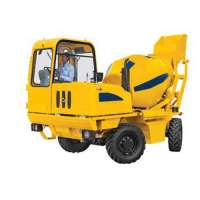 Self Loading Concrete Mixer Manufacturers