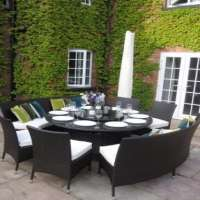 Garden Dining Table Importers