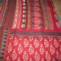 Cotton Hand Block Printed Saree Manufacturers