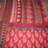 棉手块印花纱丽 制造商