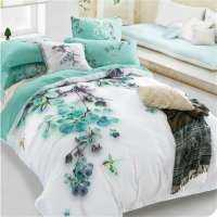 Cotton Printed Bedding Set Manufacturers
