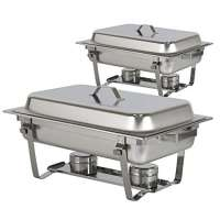 Stainless Steel Buffet Set Manufacturers