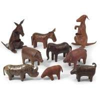 Leather Animals Manufacturers