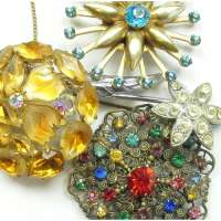Costume Jewelry Brooches Manufacturers