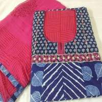 Unstitched Cotton Suit Importers