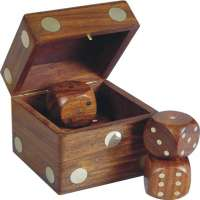 Wooden Dice Box Manufacturers