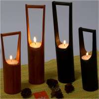 Bamboo Candle Manufacturers