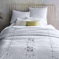 Embroidered Bed Cover Manufacturers