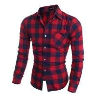 Casual Check Shirt Manufacturers