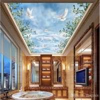 天花板壁画 制造商