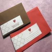 Wedding Card Envelopes Manufacturers