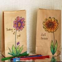艺术纸袋 制造商