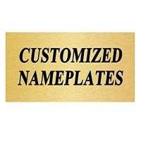 Engraved Nameplates Manufacturers