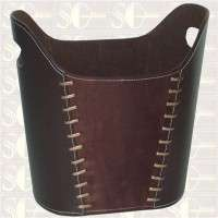 Faux Leather Basket Manufacturers