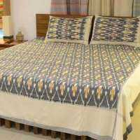 Ikat Bed Sheet Importers