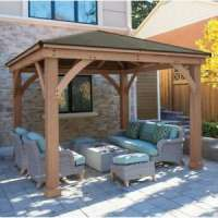 Wood Gazebo Manufacturers