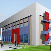 Industrial Building Design Manufacturers