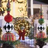 Outdoor Christmas Decoration Manufacturers