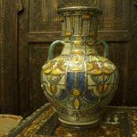 仿古陶瓷花瓶 制造商