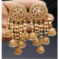 Traditional Earrings Manufacturers