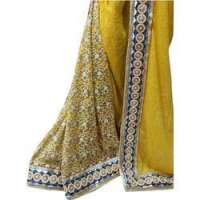 Kundan Work Saree Manufacturers
