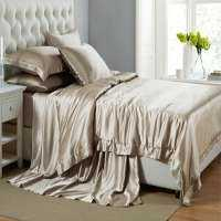 Silk Bed Sheets Manufacturers